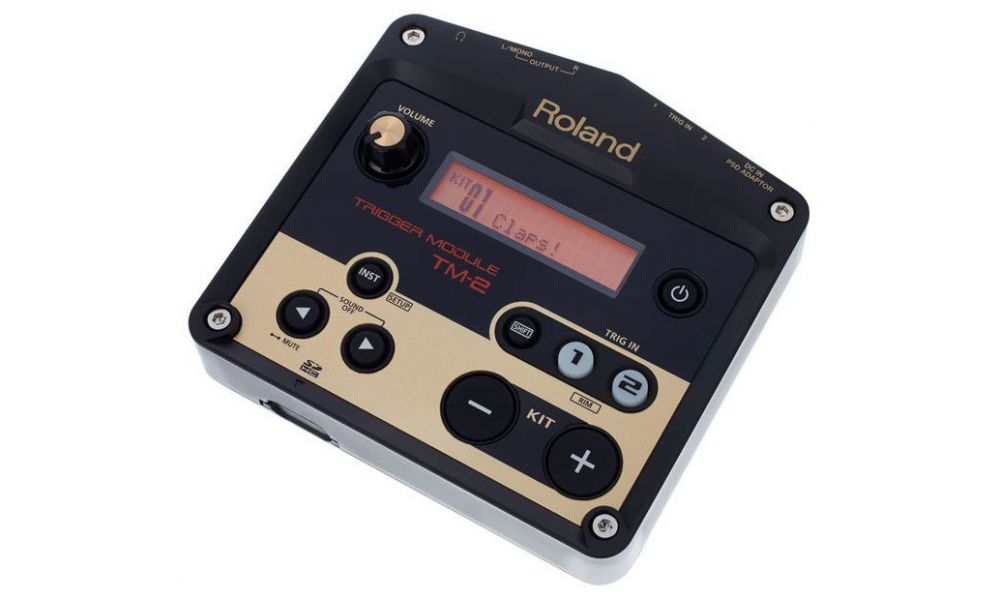 Compra Roland tm-2 modulo percusión al mejor precio
