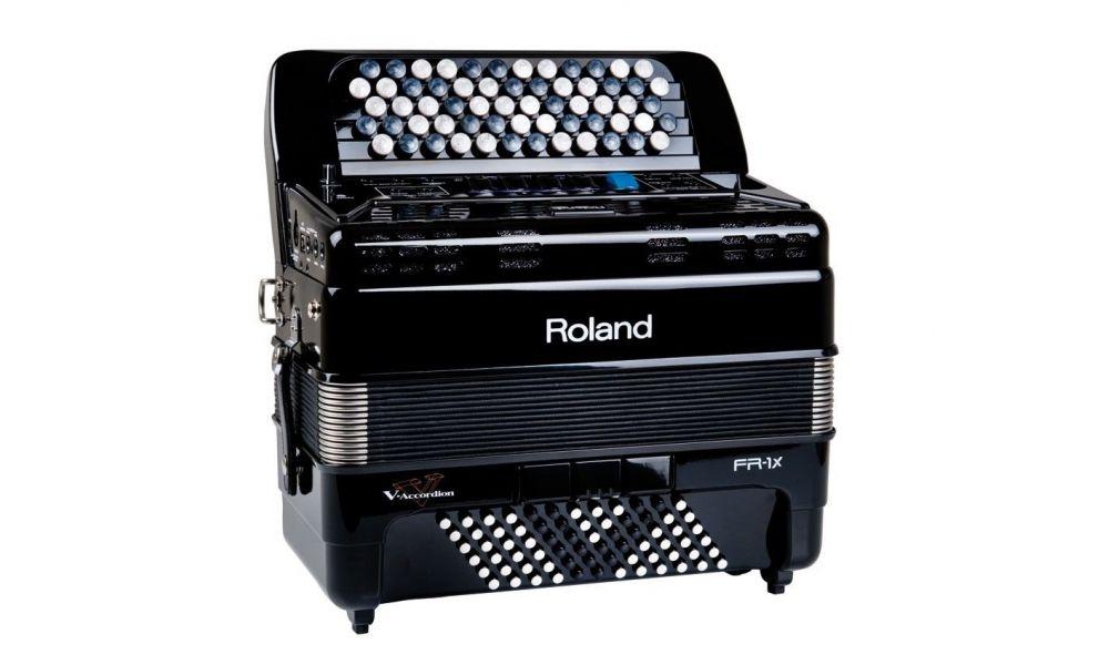 Compra roland fr-1xb bk acordeon al mejor precio