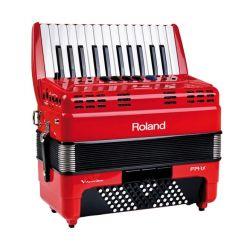 Roland FR-1X RD ACORDEÓN DE TECLAS ROJO