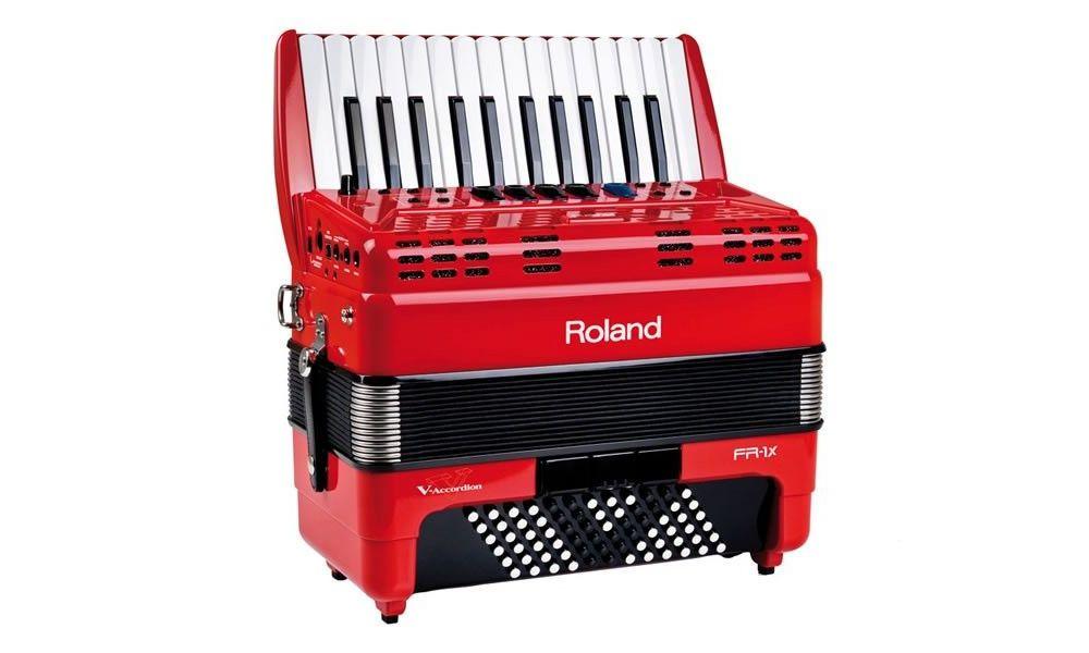 Compra Roland FR-1X RD ACORDEÓN DE TECLAS ROJO al mejor precio