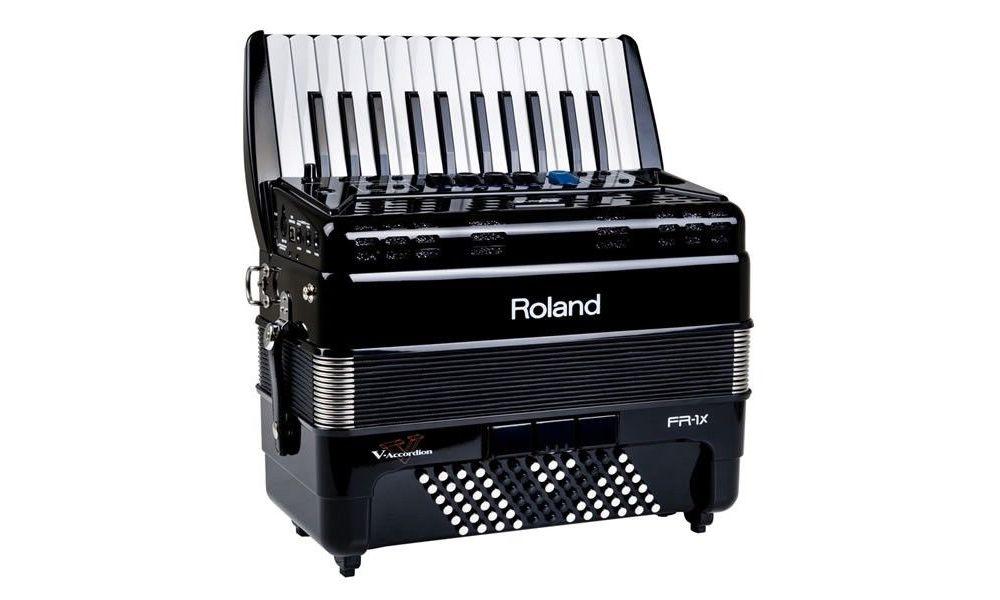 Compra roland fr-1x bk acordeon al mejor precio