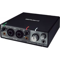 ROLAND RUBIX22 INTERFAZ DE AUDIO USB