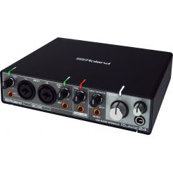 roland rubix24 interfaz de audio usb