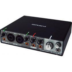 Compra roland rubix24 interfaz de audio usb al mejor precio