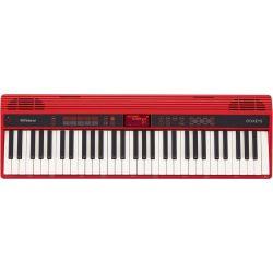 Roland GO-61K keys