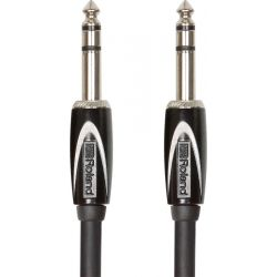 "ROLAND 1,5M interconnect cable, 1/4"" TRS-1/4"" TRS, BALANCED"