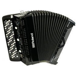 ROLAND FR-4XB-BK V-accordeon negro