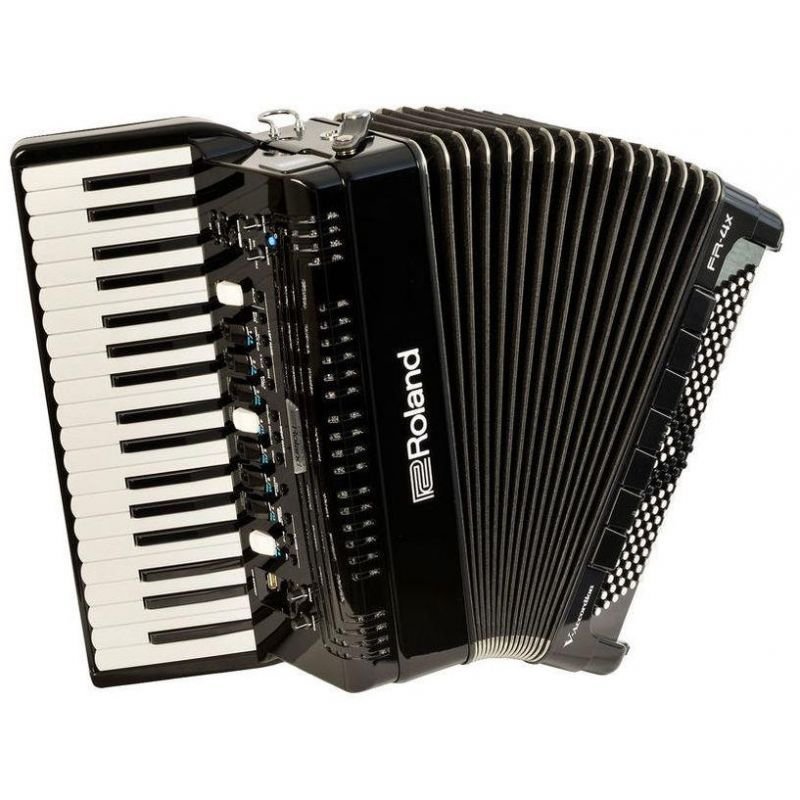 ROLAND FR-4X-BK V-accordeon negro