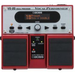 boss ve-20 pedal
