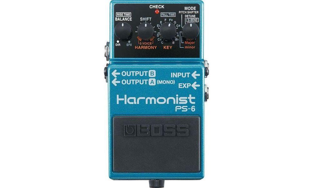 Compra Boss PS-6 harmonist pedal al mejor precio