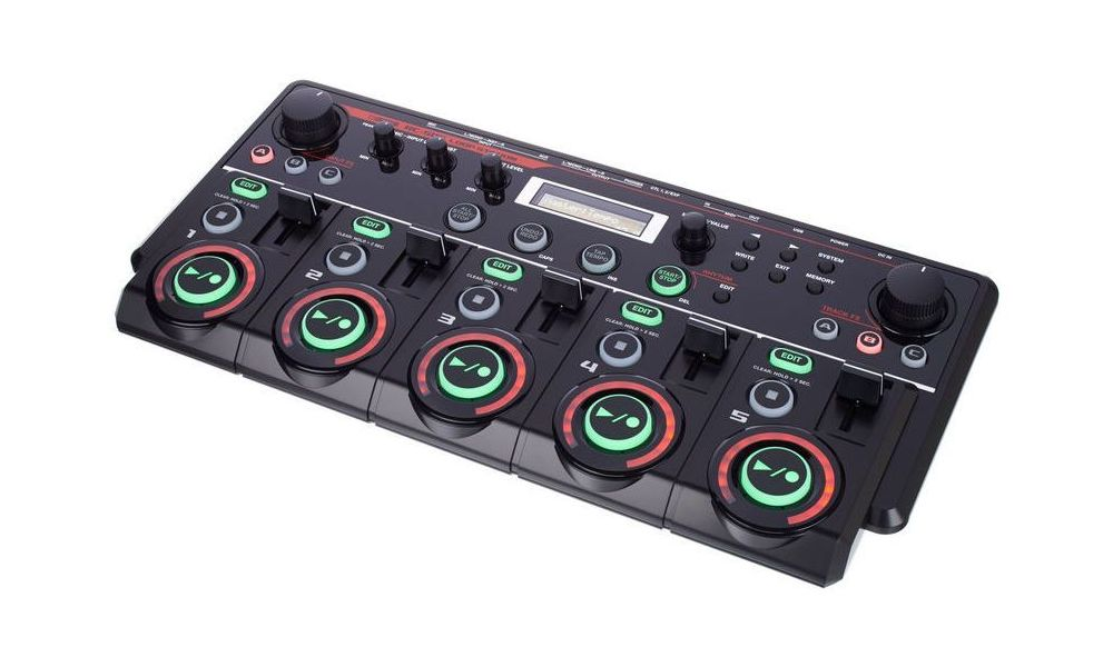 Compra Boss RC-505 loop station pedal al mejor precio