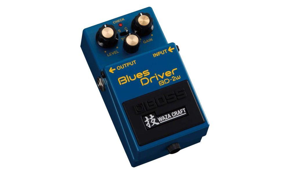 Compra Boss BD-2W blues driver pedal al mejor precio