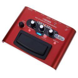 boss ve-2 pedal para voz