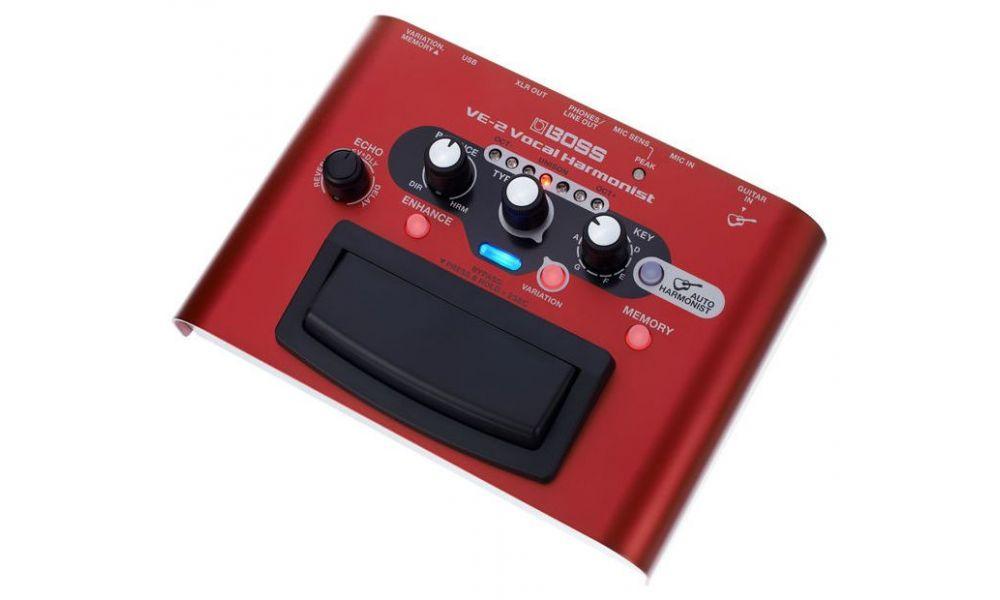 Compra Boss VE-2 pedal para voz al mejor precio