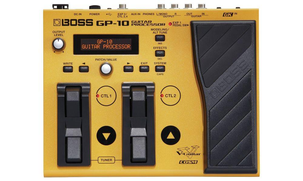 Compra Boss GP-10GK pedal modelado + pastilla GK 3 al mejor precio