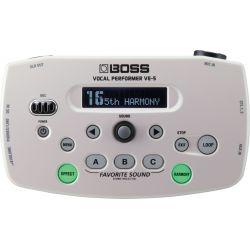 Boss VE-5 procesador para vocalistas