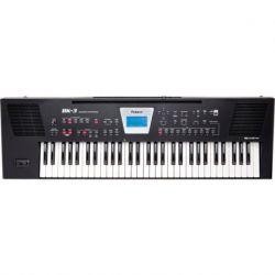 roland bk-3 bk teclado de acompañamiento
