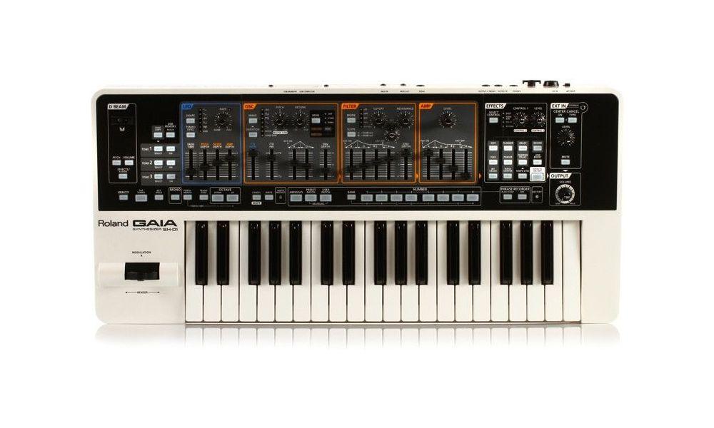 Compra Roland sh-01 sintetizador al mejor precio