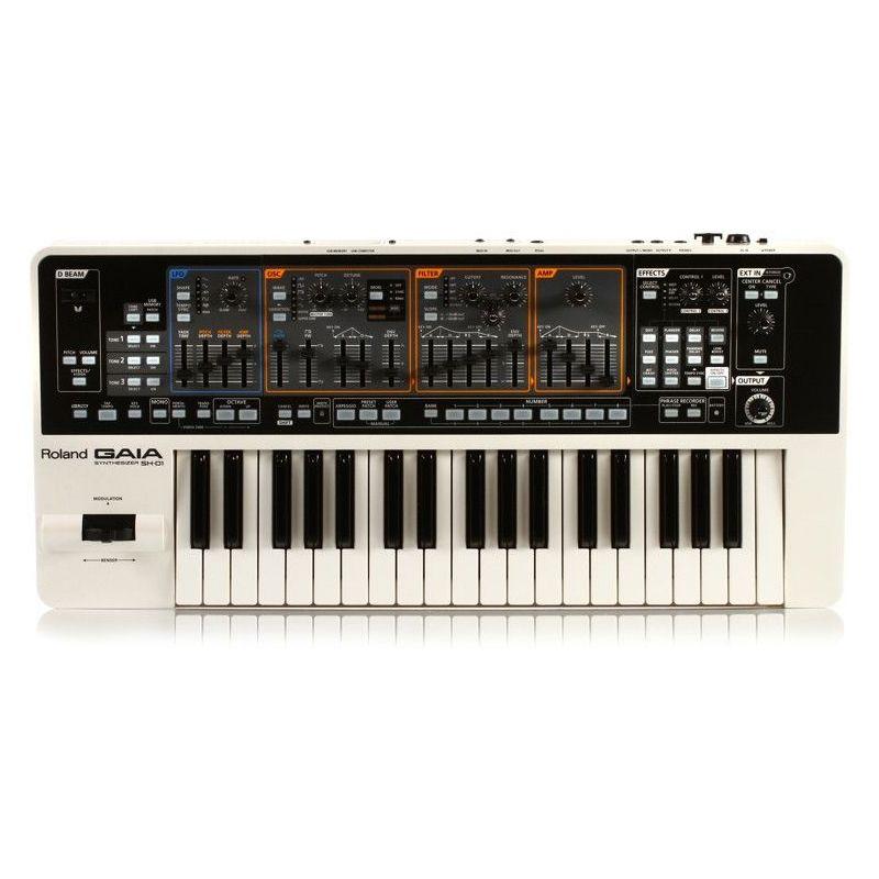 roland sh-01 sintetizador