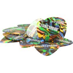 PACK 12 PUAS CELULOSA 60MM BOSS THIN abalone