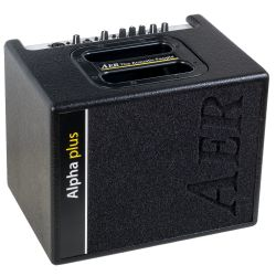 aer alpha plus sistema acustico