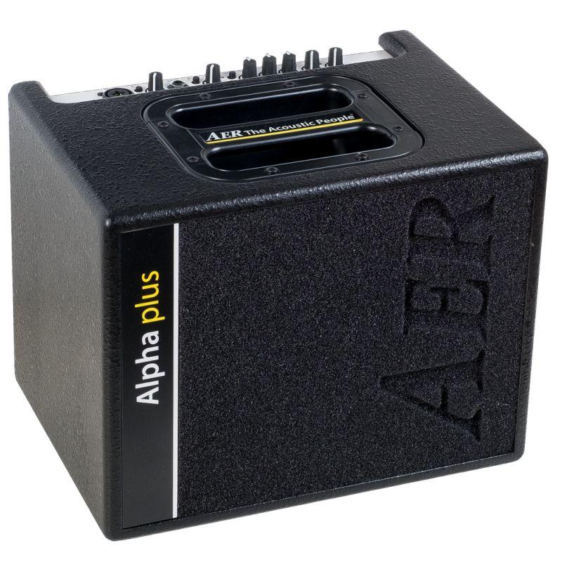 aer alpha plus sistema acustico - APP