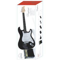 pack guitarra electrica daytona negro