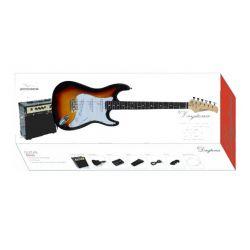 pack guitarra electrica Daytona sombreado