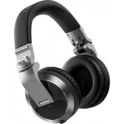 PIONEER HDJ-X7S AURICULARES CERRADOS DJ PLATEADOS