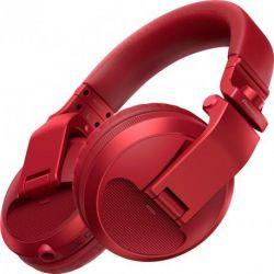Pioneer HDJ-X5BT-R Auriculares cerrados DJ Bluetooth rojo