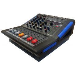 EK Audio KW04A mesa de mezclas amplificada y con efectos