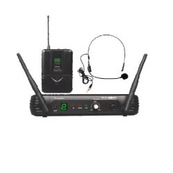 EK Audio WR-25H UHF sistema microfono inalambrico de cabeza