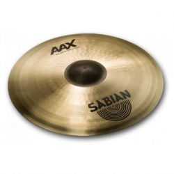 "Sabian AAX 21"" raw bell dry ride"