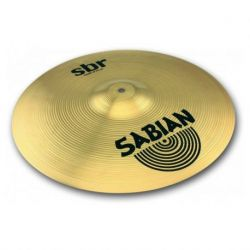 "SABIAN SBR 16"" crash"
