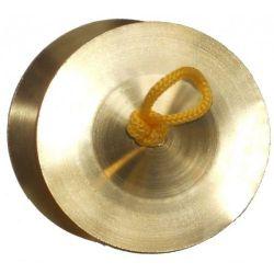 Crótalos RITMO (par) 7 cm.