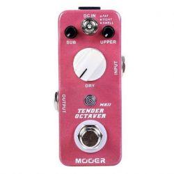 Mooer TENDER OCTAVER pedal