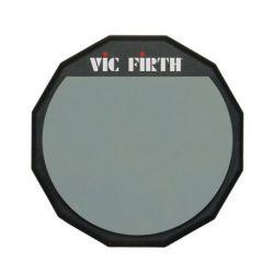 "vic firth 12 pad de practicas 12"""
