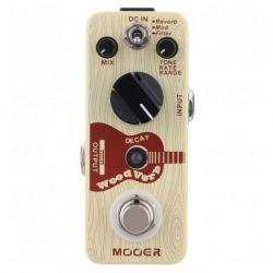Mooer WOODVERB pedal