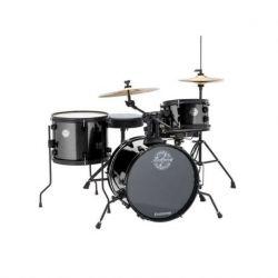 ludwig lc178x the pocket kit black sparkle bateria acustica