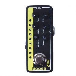 Mooer 002 UK GOLD 900 Micro Preamp