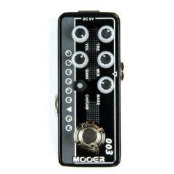Mooer 003 POWER ZONE Micro Preamp
