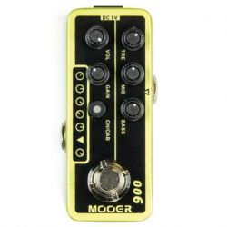 Mooer 006 CLASSIC DELUXE Micro Preamp