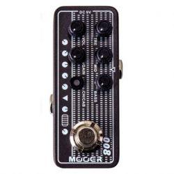 Mooer 008 CALI MK3 Micro Preamp