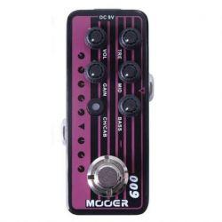 Mooer 009 BLACKNIGHT Micro Preamp
