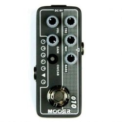 Mooer 010 TWO STONES Micro Preamp