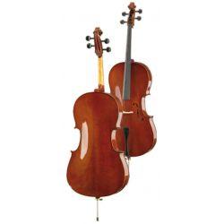 cello hofner as060-c 3/4