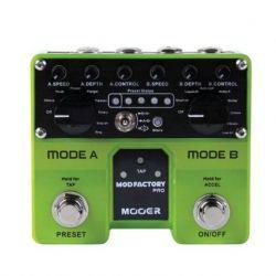 Mooer MOD FACTORY PRO Dual engine modulation