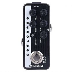 Mooer 015 BROWN SOUND Micro Preamp