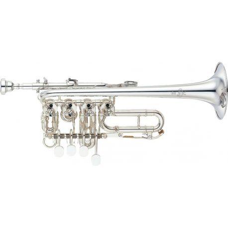 yamaha ytr 988 trompeta piccolo sib/la