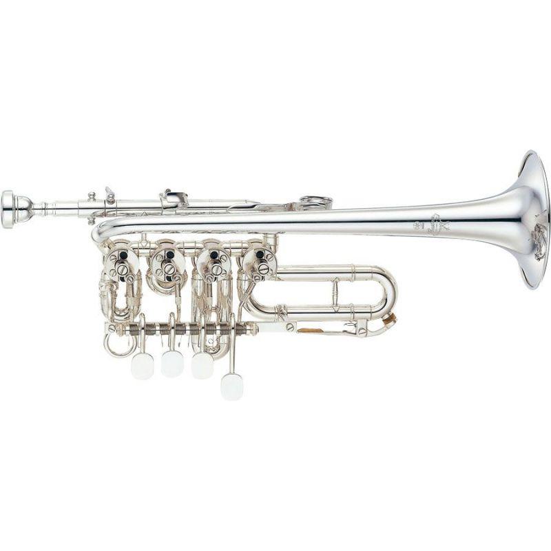 Compra yamaha ytr 988 trompeta piccolo sib/la al mejor precio